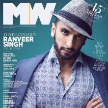 Ranveer Singh - MW India (March 2015)