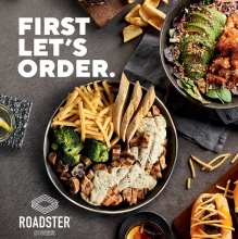 ROADSTER NEW MENU