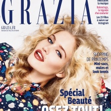 New work - GRAZIA FR