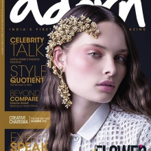 FLOWER CHILD - Adorn (May-June 2015)