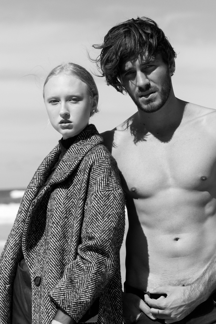 Models: Kayla and Toby Young from Que Models, QLD  Make Up: Karina Partynski