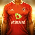 AL Ahli Football club new T-shirt