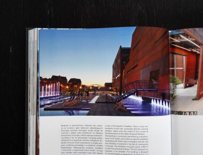 Photographs of the Gdańsk architecture -