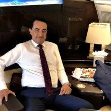 Mohamed Dekkak Chairman and Founder of Adgeco Group on the new experience of Airbus A318 with VVIP C