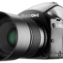 PHASE ONE CAMERA SYSTEM