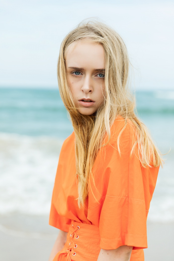 Model: Kahlia from Reel Management, QLD  Make Up: Courtney C